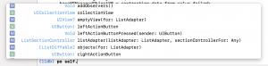 Using the lldb debugger