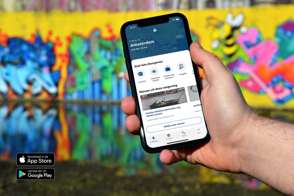 Dutch Police App